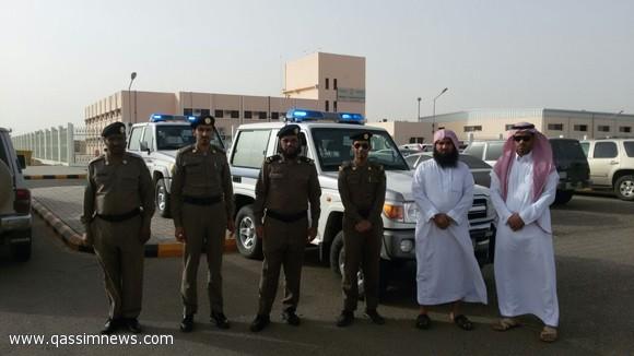 مخفر شرطة الفوارة يطلق حملة أمنية تزامناً مع أول يوم من الإختبارات