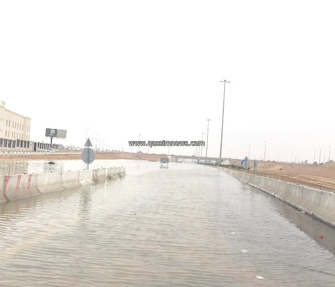 قوارب إنقاذ وغواصون لإنقاذ الأهالي ببريدة:إخلاء عدد من الأحياء ( يوجد صور)
