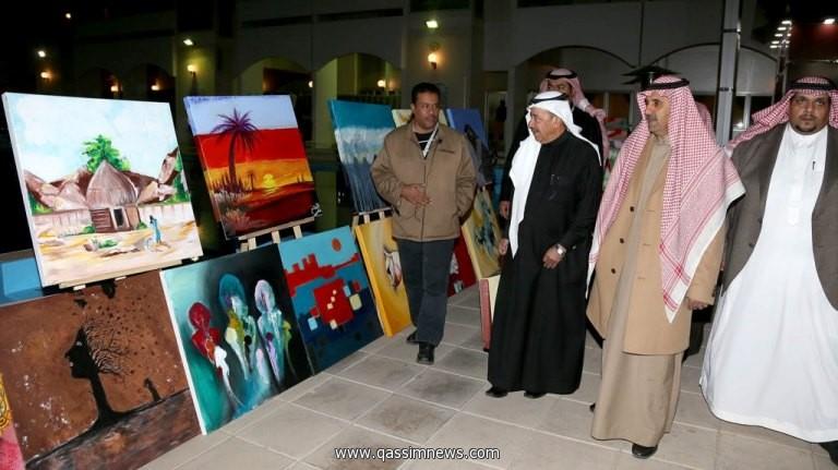 بيت الشباب بالرياض يحتضن الأمسية الانشادية للمنشد فهد مطر في ملتقى الشباب الإبداع
