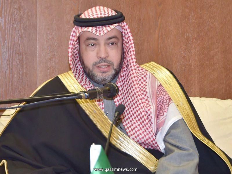 معالي نائب وزير الشؤون الإسلامية والدعوة والإرشاد الدكتور السديري : يثني على النجاحات المتواصلة لرجال الامن