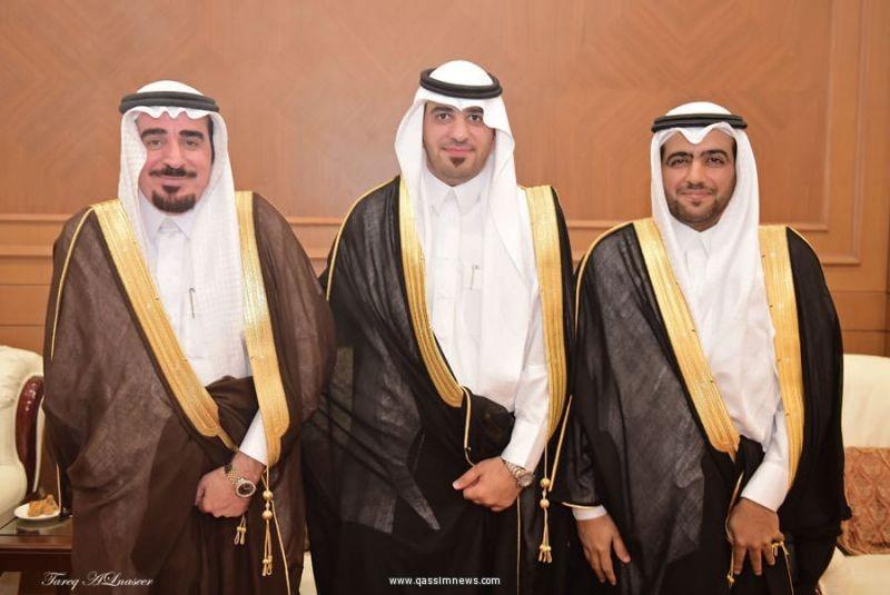 أسرة الشريدة تحتفي بزواج ابنها الدكتور (محمد) على كريمة الأستاذ ماجد الوابلي