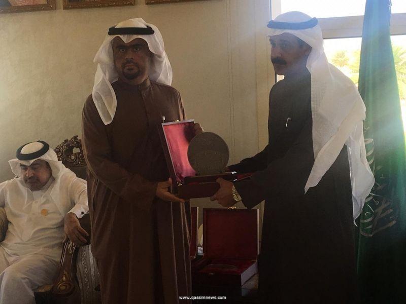 وفد من جامعة القصيم يزور منتزه الأمير فيصل وسد مارد التاريخي بالاسياح