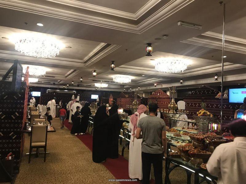 موفنبيك القصيم يقدم وجبة الإفطار والسحور في  «رمضان يجمعنا