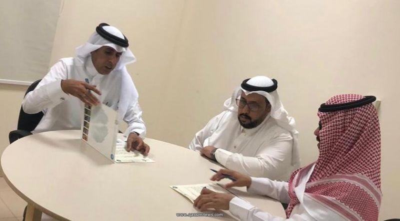 فرع وزارة العمل والتنمية الاجتماعية بالقصيم يعقد شراكة مجتمعية مع المكتب التعاوني للدعوه والإرشاد