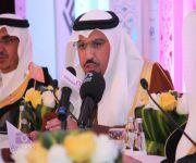 أمير منطقة القصيم يرعى ملتقى الشباب الثامن ويكرم الفائزين بجائزة العصامي