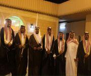 الشاب محمد فريح يحتفل بزواجه