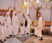 أسرة آل مريح يحتفلون بالشيخ سلمان الشهراني