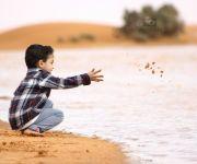 الشعبان وشلالات الماء الساحرة ترسم لوحات جمالية بالشماسية ..عدسة ( القصيم نيوز ) تنقل روعة الأمطار بالقصيم