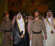 أشاد بما تقدمه القطاعات الأمنية والعسكرية من جهود :أمير القصيم يلتقي بأعضاء اللجنة الأمنية الدائمة بشرطة القصيم