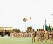 قيادة القوات البرية تعلن فتح باب القبول لعدد 850 طالب أساس