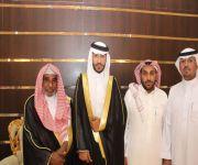 الاستاذ عبدالله الجطيلي يحتفل بزواج كريمته الى الشاب القوسي