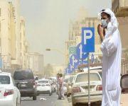 مستشفيات الطائف تستقبل ٣٠٠ شخص إثر موجة الغبار