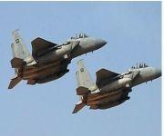 «التحالف» يقصف قاعدة عسكرية في صنعاء