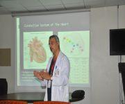 القصيم: مركز القلب يختتم دورة تدريبية لأساسيات تخطيط القلب الكهربائي