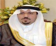 أمير منطقة القصيم يشكر الإعلامي القبع الحربي