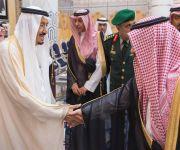 خادم الحرمين الشريفين يصل إلى جدة قادماً من المدينة المنورة
