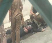 """الإرهابي يوسف الغامدي قتل مرتديا علم """"داعش"""" تحت ملابسه"""
