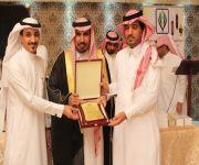 بحضور الشيخ زبن الجديع : ختام مسابقة مصابيح الرمضانية الأولى بمركز الدليمية