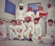فريق من جامع الراجحي يزور المرضى في مستشفى الملك فهد ببريدة
