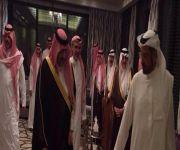 نائب خادم الحرمين يُعزِّي في وفاة الأميرة مشاعل بنت عبدالمحسن