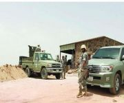 استشهاد 3 جنود وإصابة 7 من رجال حرس الحدود بظهران الجنوب