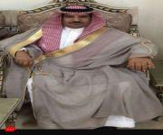 "رئيس مركز ابانات يحتفل بزواج نجله "" فارس"""