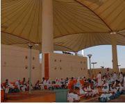 مدينة الحجاج بمنفذ حالة عمار تبدأ استقبال ضيوف الرحمن الأحد