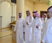 تجولوا على عدد من المواقع السياحية والتراثية  وفد من ملتقى إعلاميي الرياض يزور محافظة المذنب