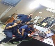 طواقم فنية بغرفة عمليات الهلال الاحمر بالقصيم 997 تلقت 1333 بلاغاً خلال إجازة عيد الأضحى