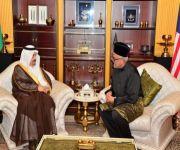 الأمير فيصل بن بندر يشرّف حفل سفارة ماليزيا