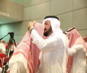 """مدير تعليم البكيرية يرعى حفل تكريم المعلم """"المسلم"""" في يوم الوفاء"""
