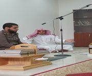 """الشيخ الصبيحي"""" يحاضر عن خطر الأرهاب في مدني بريدة"""