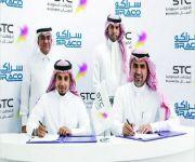 «سراكو» توقع اتفاقية إستراتيجية مع الاتصالات السعودية