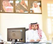 الوتيد مساعداً لمدير عام فرع وزارة العمل بالقصيم