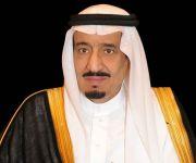 خادم الحرمين الشريفين يهنئ الرئيس الموريتاني بذكرى استقلال بلاده
