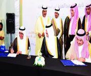 اتفاقيتان لتخصيص 210 قطع أراض وتقديم خدمات تمويلية لمشروعات الشباب