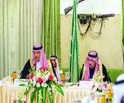 أمير القصيم ورئيس هيئة السياحة يلتقيان رجال الأعمال ضمن فعاليات ملتقى التراث العمراني
