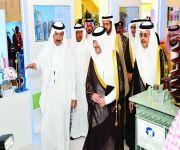 سعود بن نايف: بعزيمتنا سنُفعل شعار «صنع في السعودية» ونقدمه للأسواق العالمية