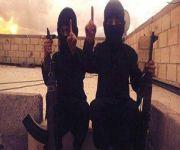 """فيديو جديد لتنظيم """"داعش"""" يظهر أطفالا يعدمون رهائن من الأمن السورى"""