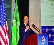 عبدالله بن فيصل: فرص التعاون الاقتصادي والتجاري بين المملكة والولايات المتحدة ليس لها حدود
