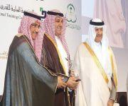 سلطان بن سلمان يتوج «ساب» بجائزة أفضل برنامج لتوظيف ذوي الاحتياجات الخاصة