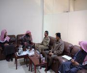جمعية التحفيظ توقع اتفاقية مع الدفاع المدني ببريدة لفتح ٨ حلق جديدة