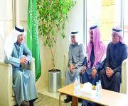 رئيس هيئة السياحة والتراث يلتقي بأعضاء مجلس إدارة الجمعية السعودية للدراسات الأثرية