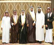 الشاب عبدالله الخضير يحتفل بزواجه