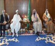 وزير العدل يجتمع بوزير الشؤون الدينية التونسي
