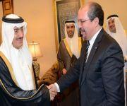 وزير الحج يلتقي وزير الشؤون الدينية الجزائري