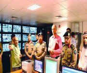 مدني مكة يطلع على خطط الإخلاء في فنادق المنطقة المركزية