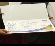 رئيسة جمعية الملك عبدالعزيز الخيرية بالقصيم تحصل على شهادة التميز من مركز الجودة الشاملة للاستشارات بالشرق الأوسط
