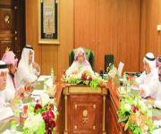 اجتماع لمناقشة مهام إدارة مراقبة سير أعمال الخدمات بالمسجد الحرام