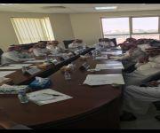 المجلس البلدي برياض الخبراء يقر مخطط وساحات ومضمار وملاعب شباب
